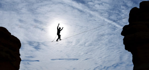 Walking the Compensation Plan Tightrope
