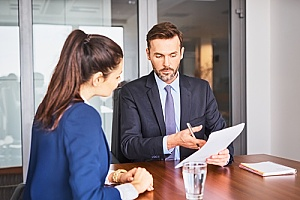 recruiting consulting performed by an outsourced HR consultant