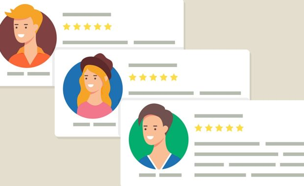online employee reviews