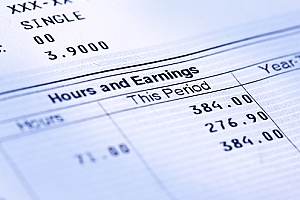 earnings and wages statement
