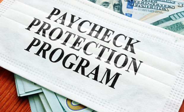Paycheck protection program sitting on some money