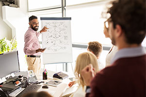 Smart HR going through salary benchmarking