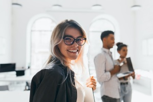 employee happy with their Employee Compensation Plans